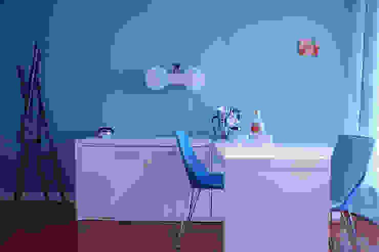 Квартира:  в современный. Автор – Архиматерия, Модерн