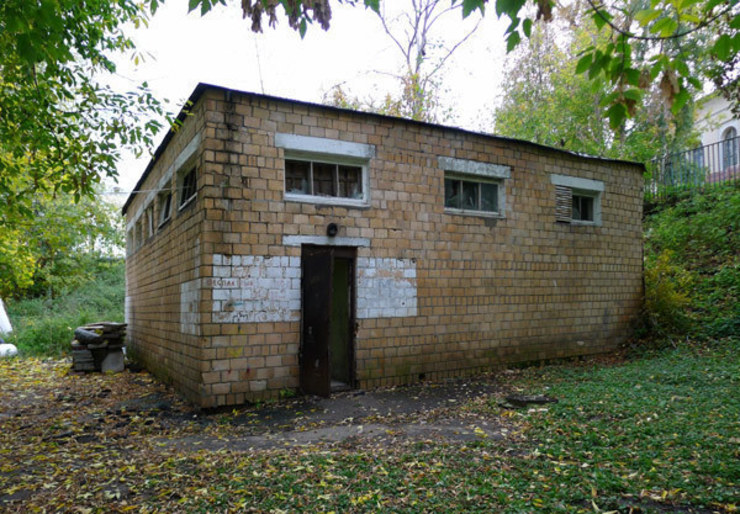 Фотография реконструируемого объекта от Бюро Акимова и Топорова