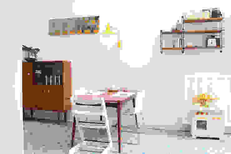 eetruimte Moderne eetkamers van studio k Modern