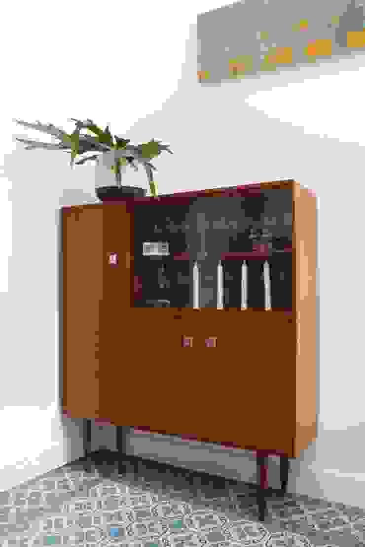 detail eetruimte Moderne eetkamers van studio k Modern