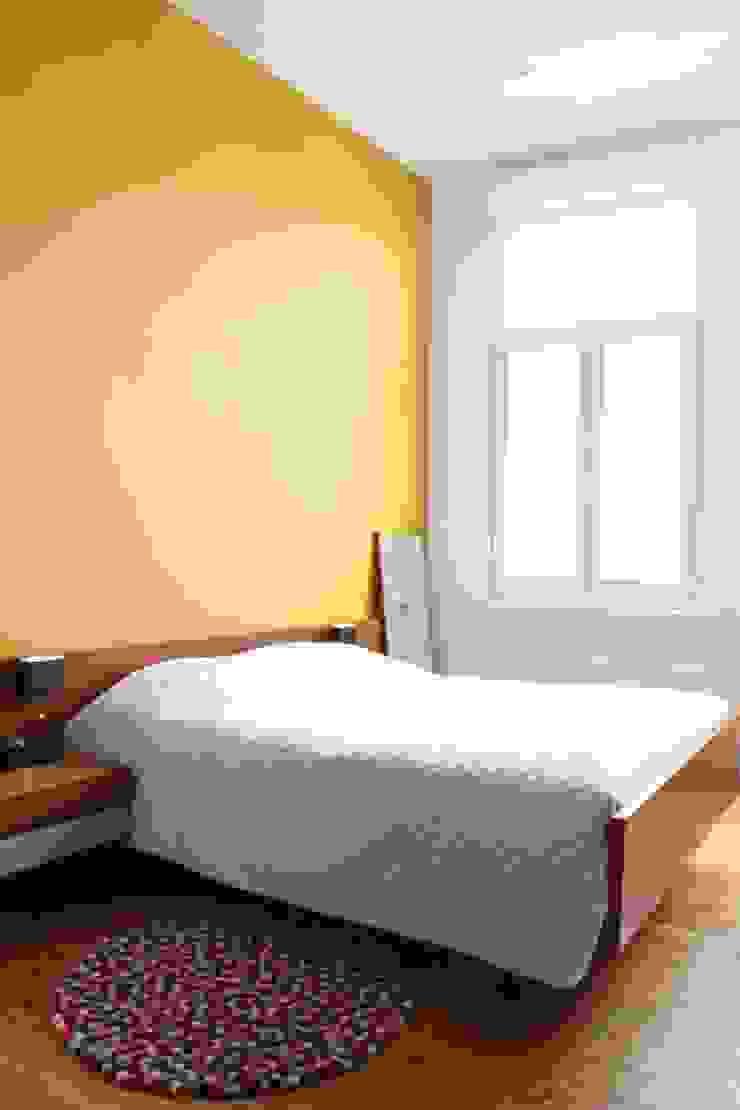 slaapkamer Moderne slaapkamers van studio k Modern