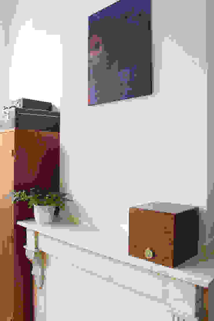 detail slaapkamer Moderne slaapkamers van studio k Modern