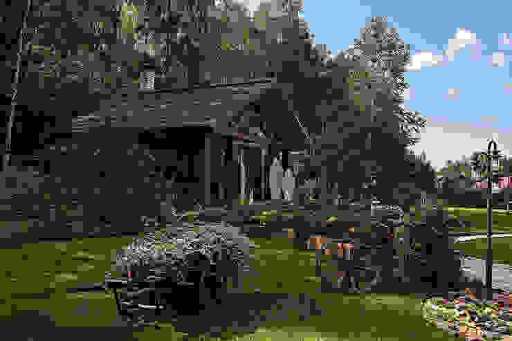 Дом: Дома в . Автор – Николай Карачев, Рустикальный