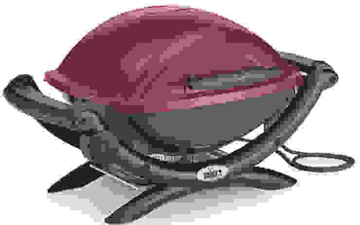 Barbecue électrique Q1400 - Weber par homify Moderne