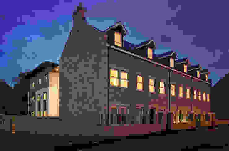 Princess Street, Corbridge. Rumah Modern Oleh MWE Architects Modern