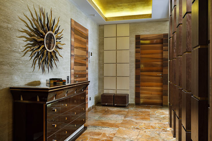Двери RоbertoStracciaSTUDIO в проекте от <q>Арт Стиль</q>:  в современный. Автор – Bellissimo Door, Модерн
