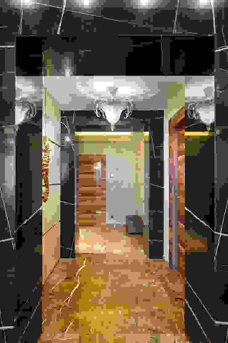 Двери RоbertoStracciaSTUDIO в проекте от <q>Арт Стиль</q> Коридор, прихожая и лестница в модерн стиле от Bellissimo Door Модерн