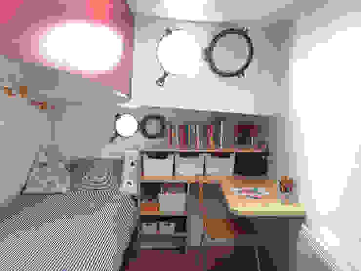 chambre enfant Chambre d'enfant originale par tina merkes architecte Éclectique