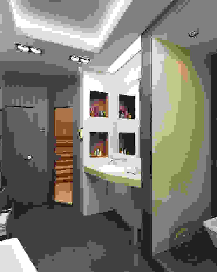 根據 Anfilada Interior Design 簡約風