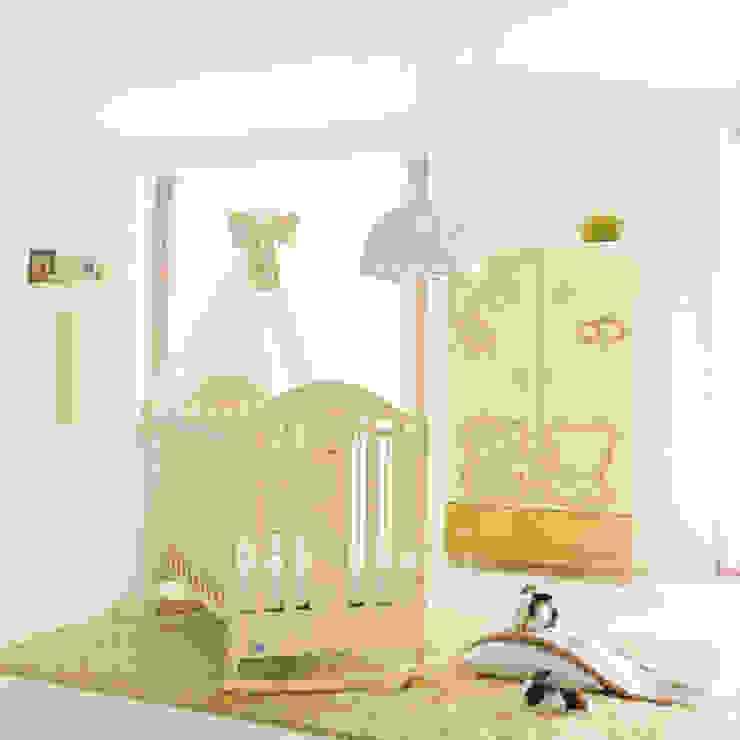 'Prestige Classic' baby cot by Pali od My Italian Living Nowoczesny Drewno O efekcie drewna