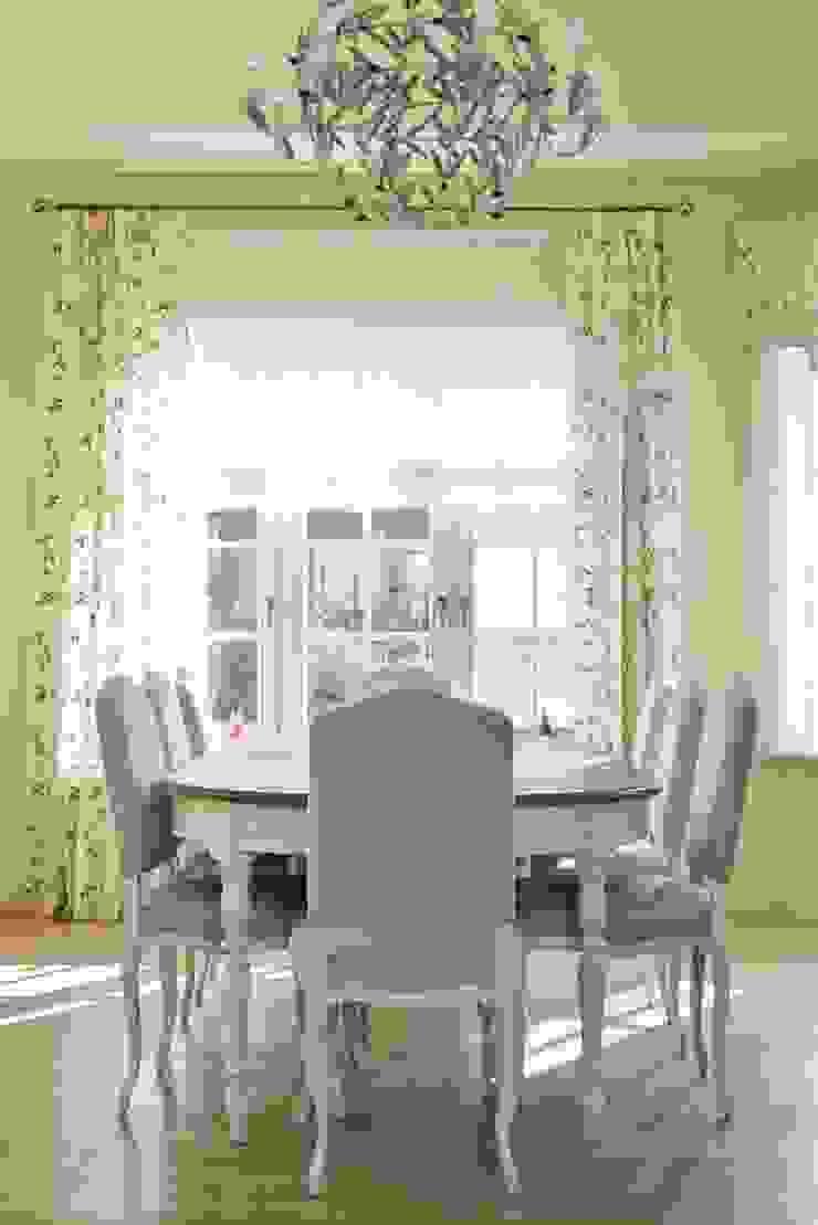 Salas de jantar clássicas por ANIMA Clássico