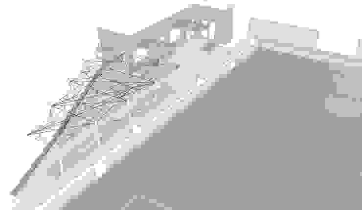 DEPORTIVO TEPEPAN Estadios de estilo moderno de gOO Arquitectos Moderno