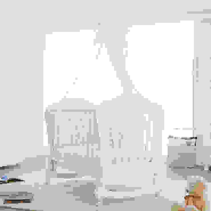 'Prestige Principe' baby cot by Pali por My Italian Living Moderno Madeira Acabamento em madeira