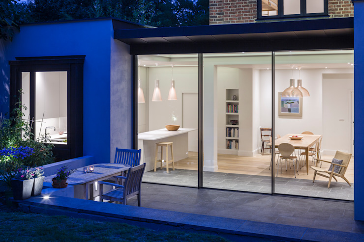 Muswell Hill House 1, London N10 Modern houses by Jones Associates Architects Modern