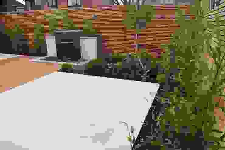 de estilo  por Hannah Collins Garden Design, Moderno