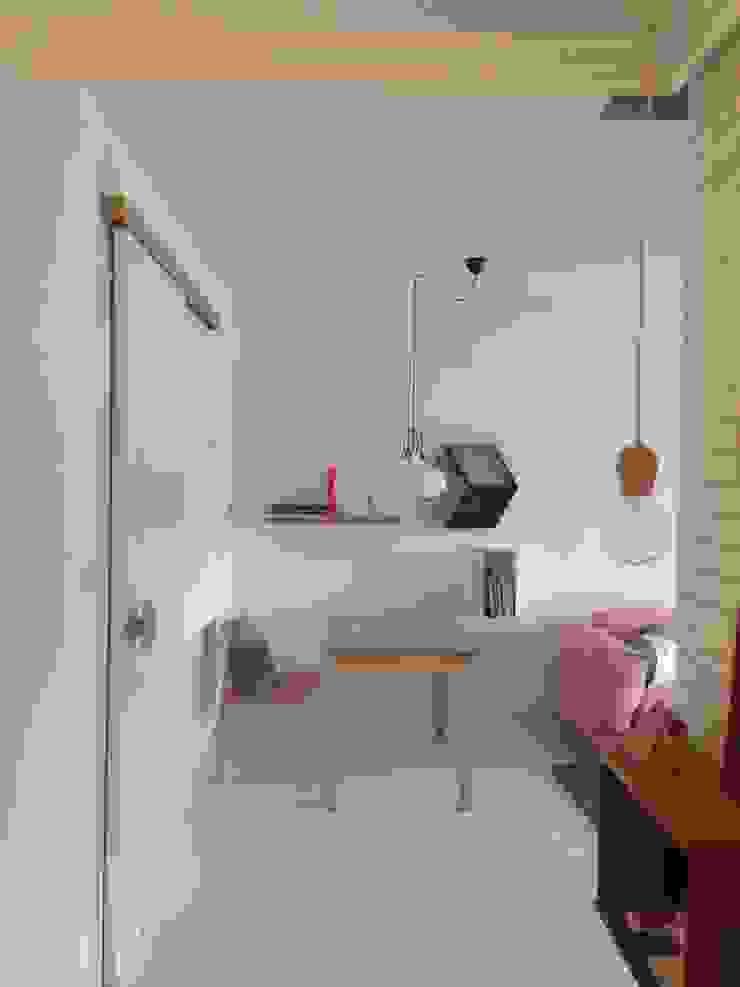 vivienda en Durango ( Vizcaya ) Comedores de estilo escandinavo de cuandodavidllegoadurango Escandinavo