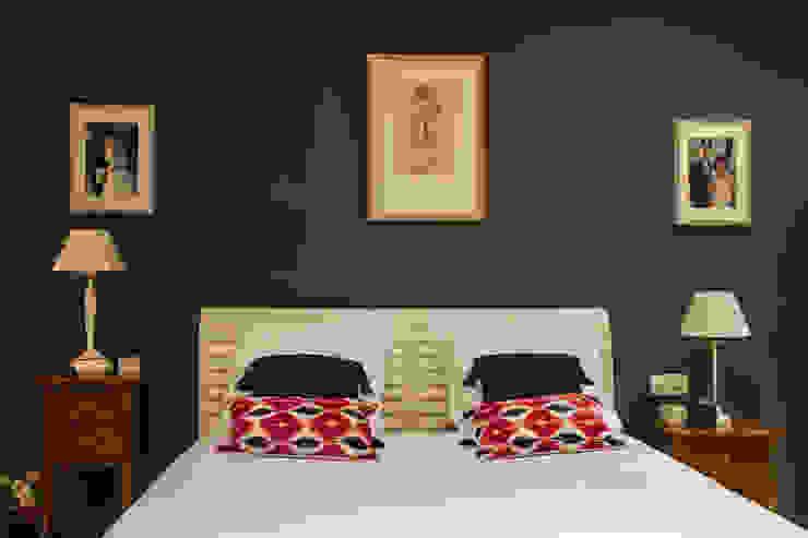 Dormitorio principal Dormitorios de estilo ecléctico de Buena Pieza Interiorismo Ecléctico