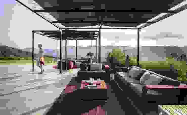 VelezCarrascoArquitecto VCArq Garden Greenhouses & pavilions