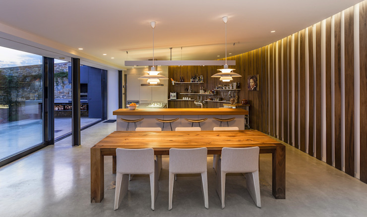 Kitchen by VelezCarrascoArquitecto VCArq,