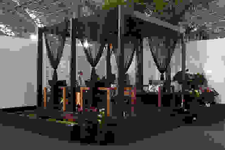 Modern style gardens by Folha Paisagismo Modern