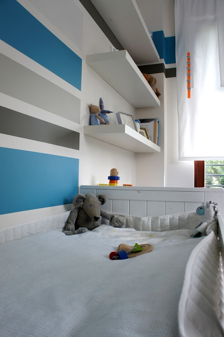 Modern Kid's Room by abostudio Modern