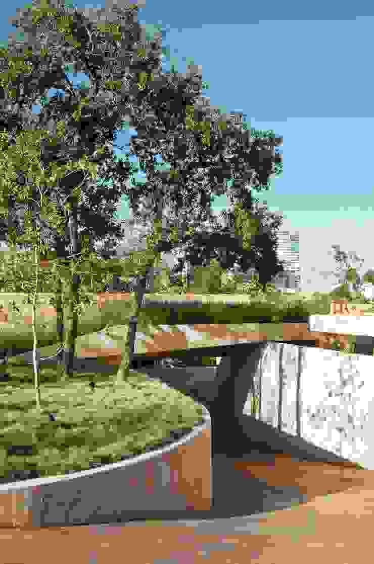 Casa AV Jardines modernos de Gantous Arquitectos Moderno