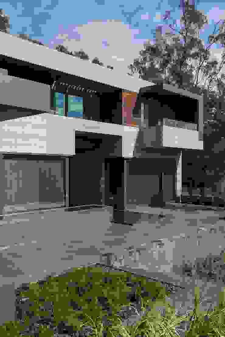 BB Residence Gantous Arquitectos Modern houses