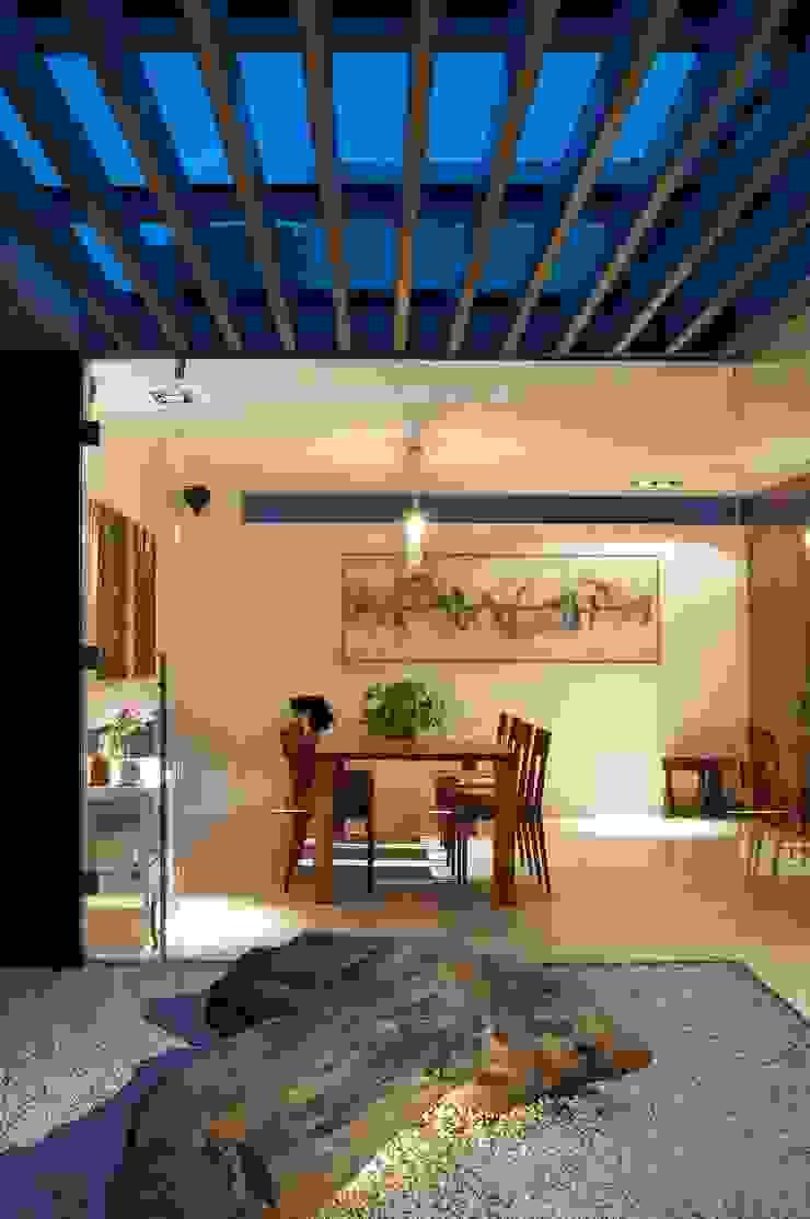 Polanco Penthouse Gantous Arquitectos Balcones y terrazas de estilo moderno