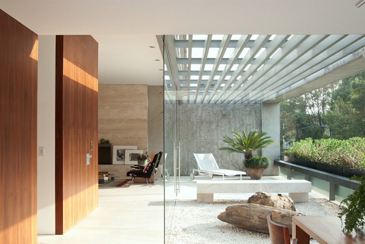 Terrace by Gantous Arquitectos,