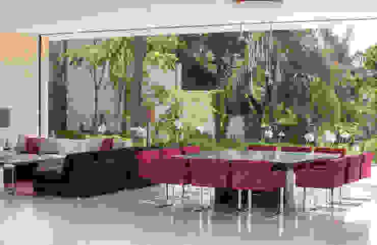 Moderne Esszimmer von Gantous Arquitectos Modern