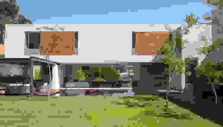 Gantous Arquitectos Moderner Garten