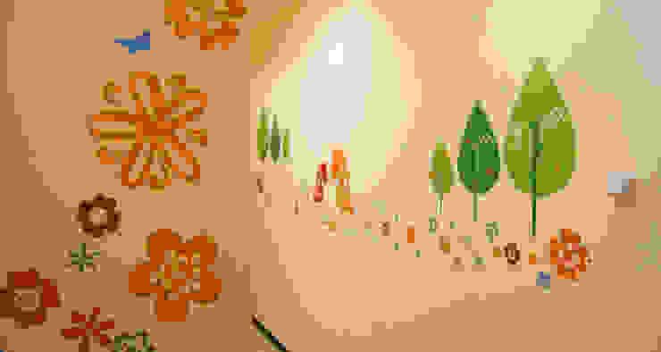 Оформление детского садика у м Каховская Школы в эклектичном стиле от 33dodo Эклектичный