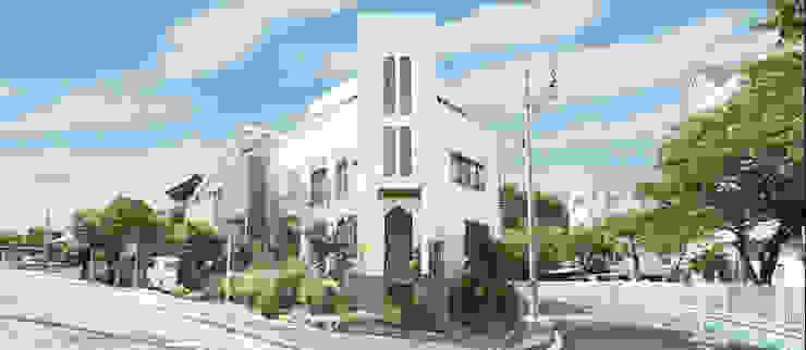 ちいさな塔の家 オリジナルな 家 の ソフトデザイン1級建築士事務所 オリジナル