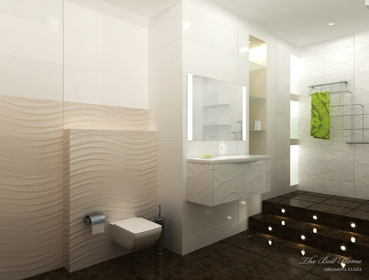 Minimalist style bathroom by Best Home Minimalist
