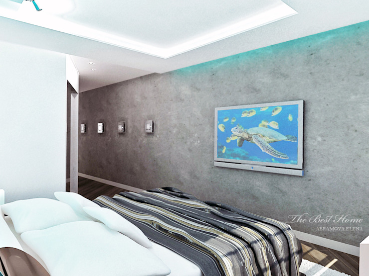 Minimalist bedroom by Best Home Minimalist