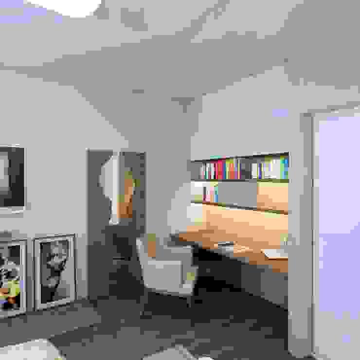 Лунный свет Рабочий кабинет в стиле модерн от Art Group 'Tanni' Модерн