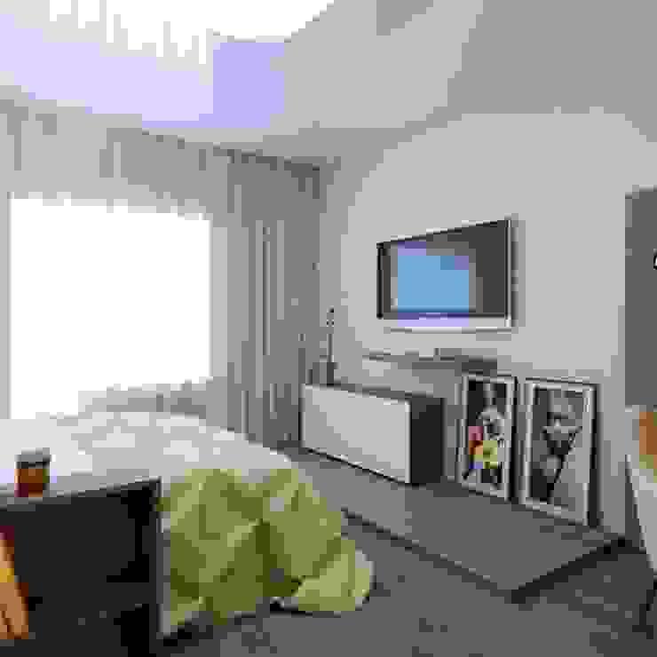Лунный свет Спальня в стиле модерн от Art Group 'Tanni' Модерн