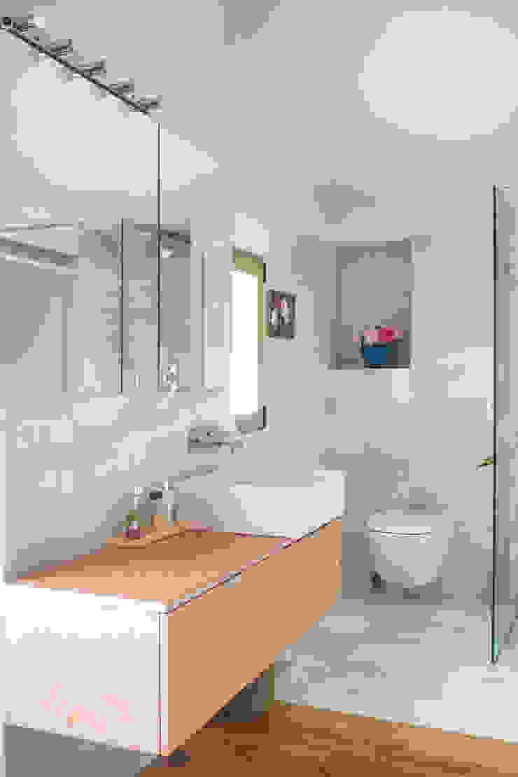 DMP arquitectura Salle de bain moderne