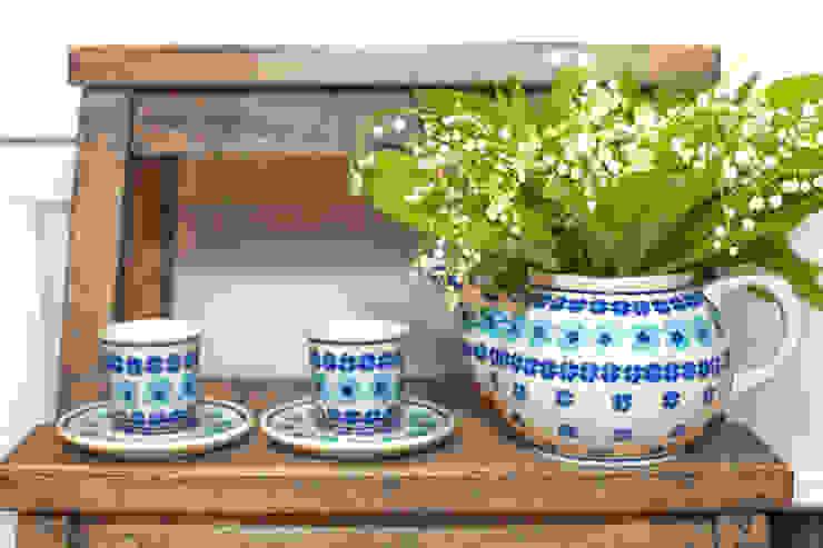 Ceramika Bolesłąwiec: styl , w kategorii  zaprojektowany przez Folkstar,Wiejski