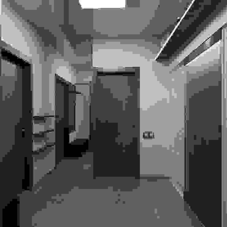 Лунный свет Коридор, прихожая и лестница в модерн стиле от Art Group 'Tanni' Модерн