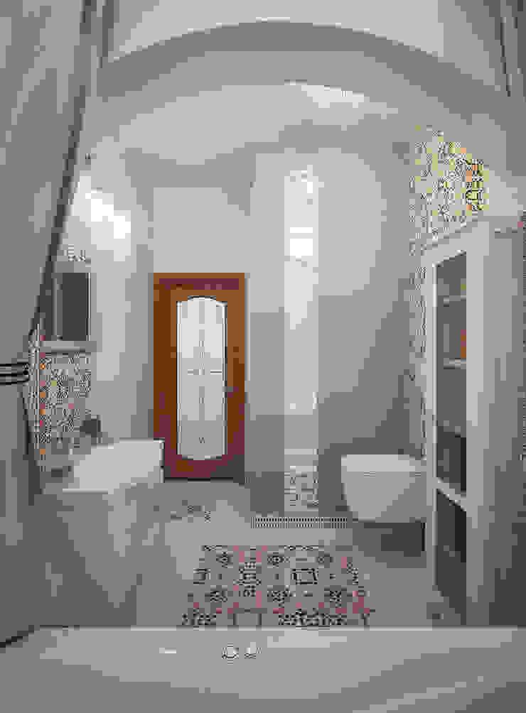 Санузел гостевой Ванная комната в стиле модерн от Art Group 'Tanni' Модерн