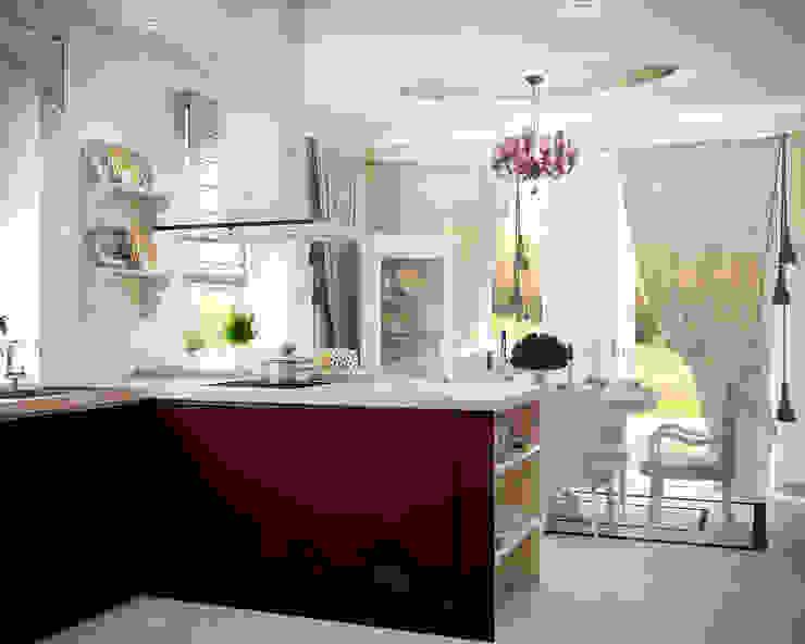 Частный дом Кухня в стиле модерн от Art Group 'Tanni' Модерн