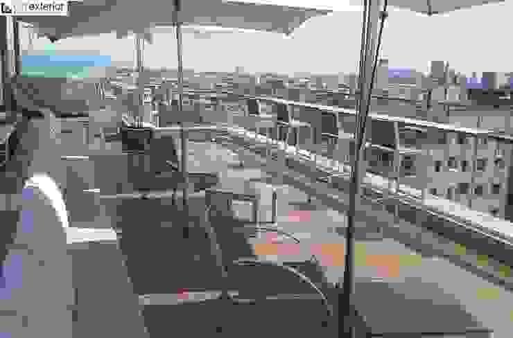 TOTEXTERIOR - CHILL-OUT HOTEL AYRE BARCELONA Hoteles de estilo moderno de TOTEXTERIOR Moderno