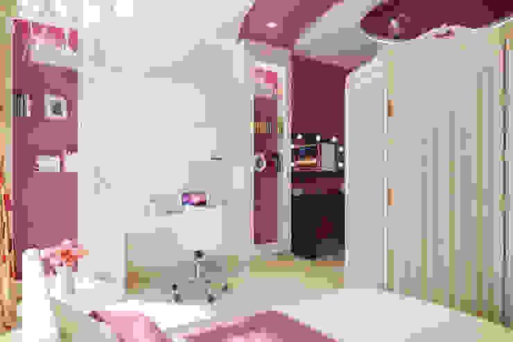 Частный дом Детская комната в стиле модерн от Art Group 'Tanni' Модерн