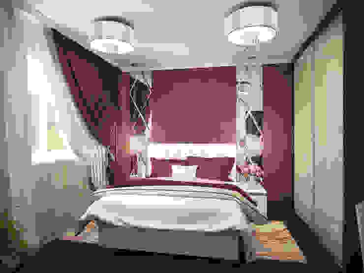 Частный дом Спальня в стиле модерн от Art Group 'Tanni' Модерн