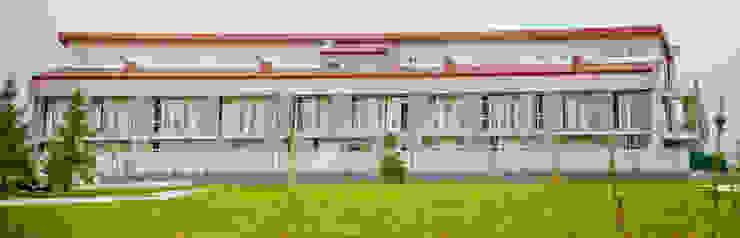 Modern balcony, veranda & terrace by PROJECT AB Modern
