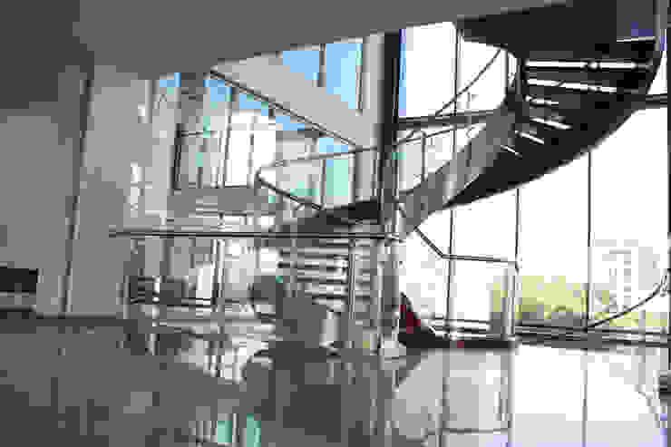 Visal Merdiven – Ümraniye Belediye - İstanbul: modern tarz , Modern
