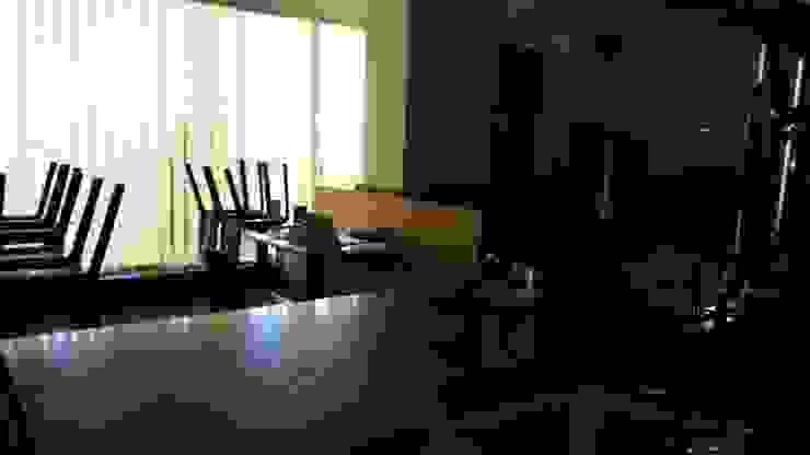 Comedor antes. Bares y clubs de estilo industrial de Casas a Punto home staging Industrial