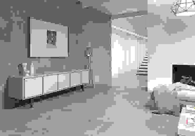 Serie Timeless - Novedad Cevisama 2015 Salones de estilo minimalista de Azulev Minimalista
