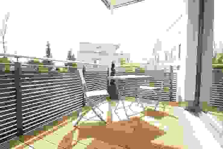 Balkon Moderner Balkon, Veranda & Terrasse von homify Modern